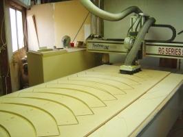 Fabrication - CNC Machine
